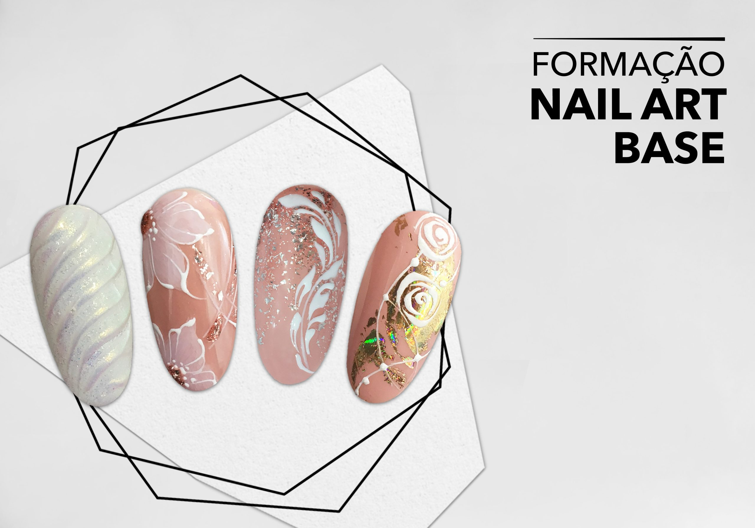 Formação Certificada Nail Art Nível Base