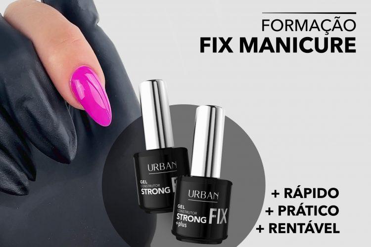 Formação Certificada Fix Manicure